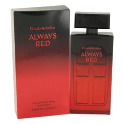 Always Red Perfume by Elizabeth Arden 3.4 oz Eau De Toilette Spray