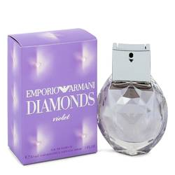 Emporio Armani Diamonds Violet Perfume by Giorgio Armani 1 oz Eau De Parfum Spray