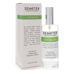 Demeter Perfume by Demeter 4 oz Earl Grey Tea Cologne Spray