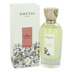 Eau D'hadrien Perfume by Annick Goutal 3.4 oz Eau De Parfum Refillable Spray