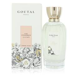 Eau D'hadrien Perfume by Annick Goutal 3.4 oz Eau De Toilette Refillable Spray