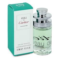 Eau De Cartier Cologne by Cartier 0.5 oz Mini EDT Concentree Spray