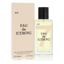Eau De Iceberg Perfume by Iceberg 3.3 oz Eau De Toilette Spray