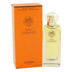 Eau D'hermes Perfume by Hermes 3.4 oz Eau De Toilette Spray