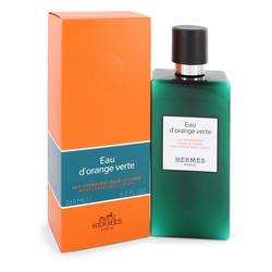 Eau D'orange Verte Perfume by Hermes 6.5 oz Body Lotion (Unisex)