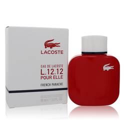 Eau De Lacoste L.12.12 Pour Elle French Panache Perfume by Lacoste 3 oz Eau De Toilette Spray