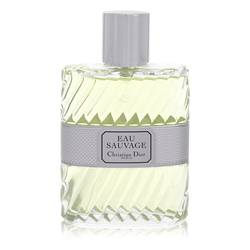 Eau Sauvage Cologne by Christian Dior 3.4 oz Eau De Toilette Spray (Tester)