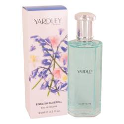 English Bluebell Perfume by Yardley London 4.2 oz Eau De Toilette Spray