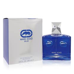 Ecko Blue Cologne by Marc Ecko 3.4 oz Eau De Toilette Spray