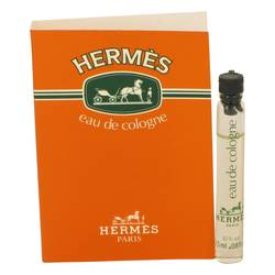 Eau D'orange Verte Cologne by Hermes 0.08 oz Vial (Sample Unisex)