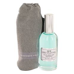Eau De Grey Flannel Cologne by Geoffrey Beene 2 oz Eau De Toilette Spray