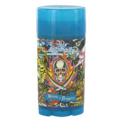 Ed Hardy Hearts & Daggers Cologne by Christian Audigier 2.6 oz Deodorant Stick