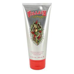 Ed Hardy Villain Perfume by Christian Audigier 6.7 oz Body Lotion