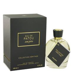 Eau De Patou Perfume by Jean Patou 3.3 oz Eau De Toilette Spray (Heritage Collection)