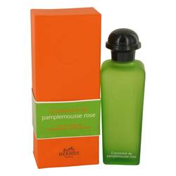 Eau De Pamplemousse Rose Perfume by Hermes 3.3 oz Concentre Eau De Toilette Spray