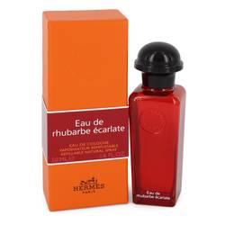 Eau De Rhubarbe Ecarlate Cologne by Hermes 1.6 oz Eau De Cologne Spray