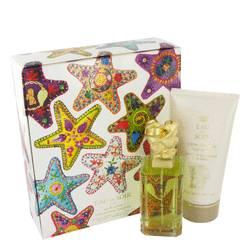 Eau Du Soir Perfume by Sisley -- Gift Set - 3.3 oz Eau De Parfum Spray + 5.1 oz Moisturizing Body Cream