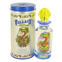 Ed Hardy Villain Cologne by Christian Audigier 2.5 oz Eau De Toilette Spray