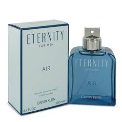 Eternity Air Cologne by Calvin Klein 6.7 oz Eau De Toilette Spray