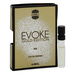 Evoke Gold Perfume by Ajmal 0.05 oz Vial (sample)