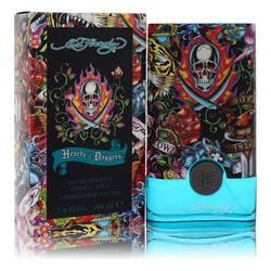 Ed Hardy Hearts & Daggers Cologne by Christian Audigier 3.4 oz Eau De Toilette Spray
