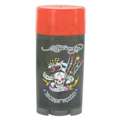 Ed Hardy Born Wild Cologne by Christian Audigier 2.75 oz Deodorant Stick (Alcohol Free)