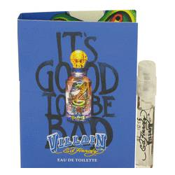 Ed Hardy Villain Cologne by Christian Audigier 0.05 oz Vial (sample)