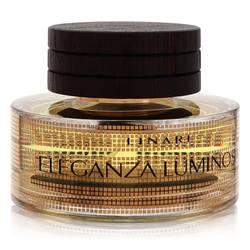 Eleganza Luminosa Perfume by Linari 3.4 oz Eau De Parfum Spray (Tester)