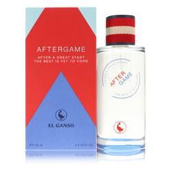 El Ganso After Game Cologne by El Ganso 4.2 oz Eau De Toilette Spray