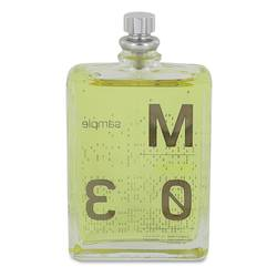 Molecule 03 Perfume by ESCENTRIC MOLECULES 3.5 oz Eau De Toilette Spray (Tester)