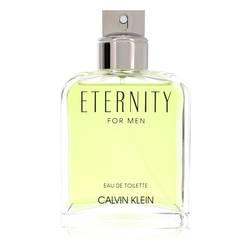 Eternity Cologne by Calvin Klein 6.7 oz Eau De Toilette Spray (unboxed)