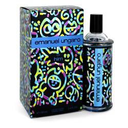 Emanuel Ungaro For Him Cologne by Ungaro 3.4 oz Eau De Toilette Spray