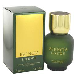 Esencia Cologne by Loewe 5.1 oz Eau De Toilette Spray