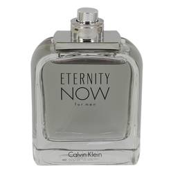 Eternity Now Cologne by Calvin Klein 3.4 oz Eau De Toilette Spray (Tester)