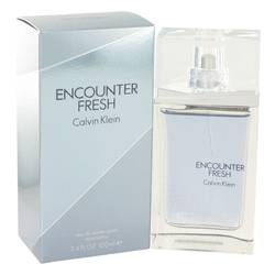 Encounter Fresh Cologne by Calvin Klein 3.4 oz Eau De Toilette Spray
