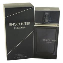 Encounter Cologne by Calvin Klein 3.4 oz Eau De Toilette Spray