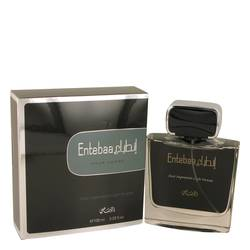 Entebaa Cologne by Rasasi 3.33 oz Eau De Parfum Spray