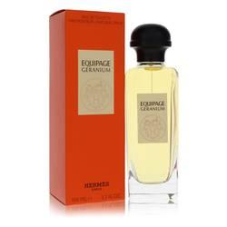 Equipage Geranium Perfume by Hermes 3.3 oz Eau De Toilette Spray