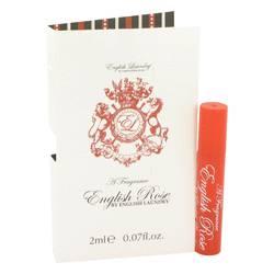 English Rose Perfume by English Laundry 0.07 oz Vial (sample)