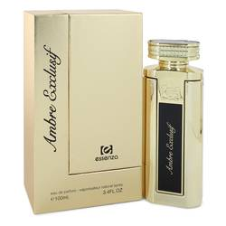 Ambre Exclusif Perfume by Essenza 3.4 oz Eau De Parfum Spray