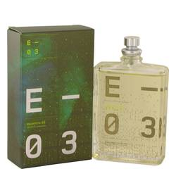 Escentric 03 Cologne by Escentric Molecules 3.5 oz Eau De Toilette Spray (Unisex)