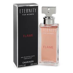 Eternity Flame Perfume by Calvin Klein 3.4 oz Eau De Parfum Spray