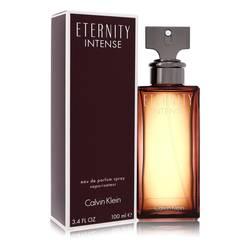 Eternity Intense Perfume by Calvin Klein 3.4 oz Eau De Parfum Spray