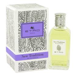 New Traditions Perfume by Etro 3.4 oz Eau De Toilette Spray (Unisex)