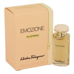 Emozione Perfume by Salvatore Ferragamo 0.15 oz Mini EDP