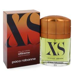 Xs Extreme Cologne by Paco Rabanne 1.7 oz Eau De Toilette Spray