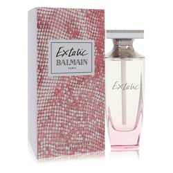 Extatic Balmain Perfume by Pierre Balmain, 3 oz Eau De Toilette Spray for Women