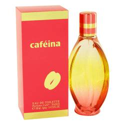Café Cafeina Perfume by Cofinluxe, 3.4 oz Eau De Toilette Spray for Women