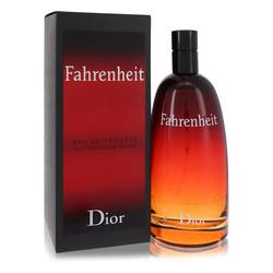 Fahrenheit Cologne by Christian Dior 6.8 oz Eau De Toilette Spray