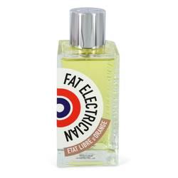 Fat Electrician Cologne by Etat Libre D'orange 3.38 oz Eau De Parfum Spray (Tester)